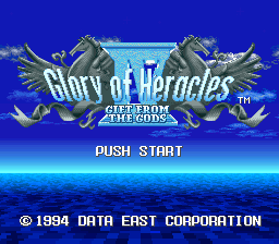 Glory of Heracles IV patch