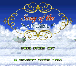 Song of the Angel patch